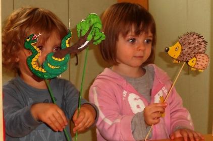 Asili nido e Scuola dell'infanzia GEIS Attività didattiche